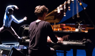 Maison des arts de Créteil - An Encounter of Improvised Music & Dance