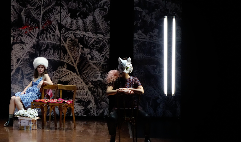 Maison des arts de Créteil - Le chat n'a que faire des souris mortes