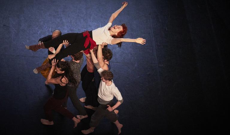 Maison des arts de Créteil - Un furieux désir de bonheur ( report du spectacle 12.13 nov. 20)