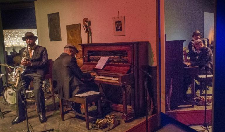Maison des arts de Créteil - Festival Sons D'Hiver #30