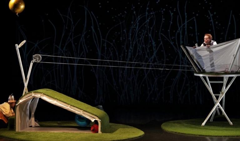 Maison des arts de Créteil - Une lune entre deux maisons