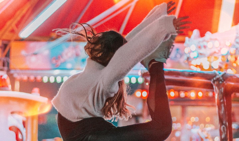 Maison des arts de Créteil - ★ Mes masterclaSS Danse<br>en accès libre <br>tout l'été